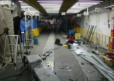 FLOOR CONYEYOR RM2