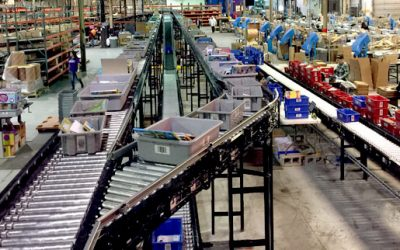 Conveyor System : Mengenal Sistem Konveyor dan Manfaatnya