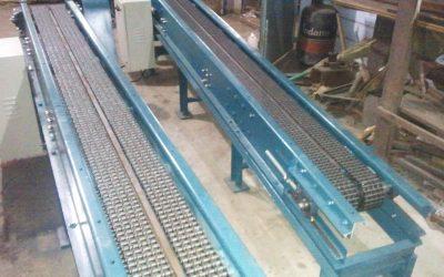 Pentingnya Sistem Conveyor di Pabrik Pada Aktivitas Industri Modern