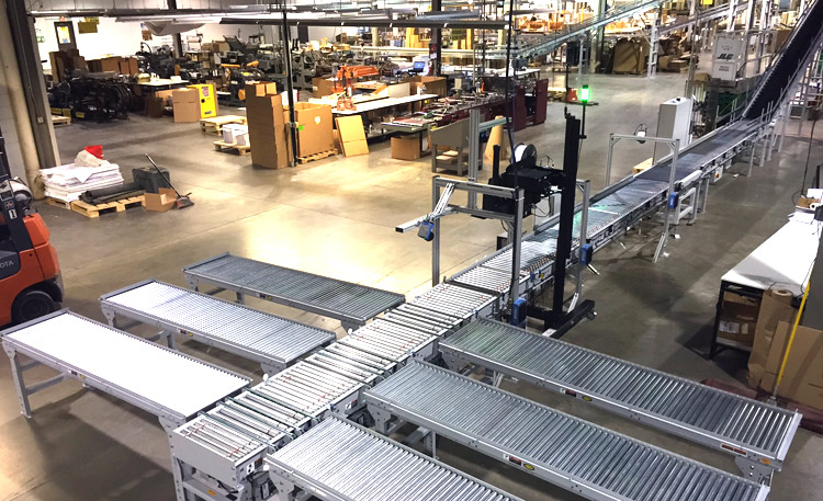 Keuntungan Menggunakan Mesin Conveyor Automation Bagi Industri