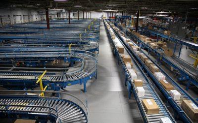 Sistem Conveyor Sebagai Bagian Dari Solusi Otomatisasi Industri