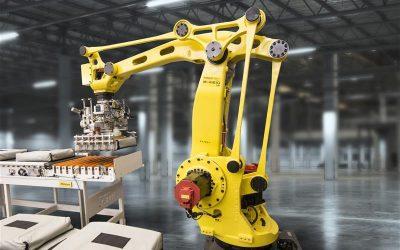 Alasan Industri Harus Menggunakan Fanuc Robot Palletizer