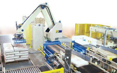 Berbagai Pilihan Fuji Robotic Palletizer
