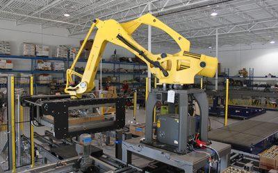 Robot Palletizer, Solusi Praktis Agar Efisien Waktu dan Biaya