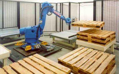 Mengenal Lebih Dekat Apa Itu OCME Robot Palletizer