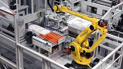 Perlukan Pabrik Membuat Custom Palletizing Robot Design?